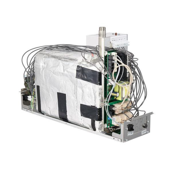 Парогенераторы Helo Steam внутри