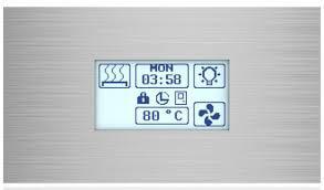 Stainless Steel Touch Control панель управления Финляндия
