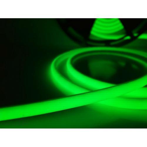 Термостойкая влагозащищенная IP68 лента зеленая