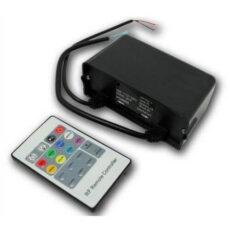 RGB контроллер для светодиодной ленты smd 5050 и светильников