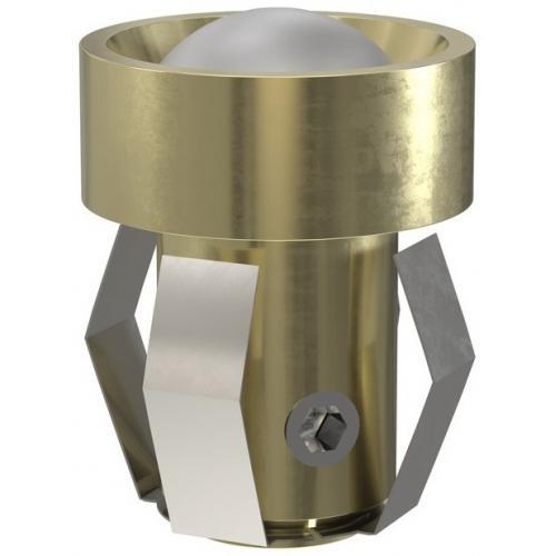 Набор Cariitti CR-07 хрустальных насадок 6 линз Золото