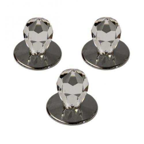 Набор Crystal Kit хрустальных насадок Swarovski Strass 3 шт